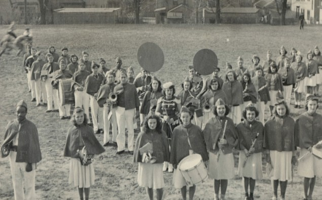 Curious to know the history of Fosdick Field? March on over to our history page!
