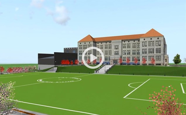 Take the Virtual Tour of Fosdick Field Restored!
